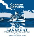 Cannery Lakeboat Lager