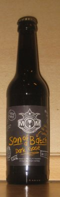 The Monarchy Son of a Batch Dark Gose (Hickory Wood) - Grodziskie/Gose/Lichtenhainer