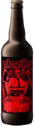 Three Floyds BackMasking - Stout