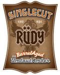 Singlecut R�dy Barrel Aged �mlaut Amber