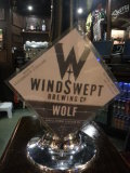 Windswept Wolf