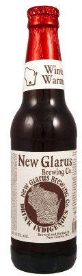 New Glarus Thumbprint Series Winter Warmer