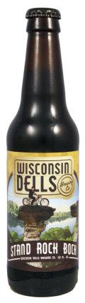 Wisconsin Dells Stand Rock Bock