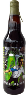 Pipeworks Coffee Break Abduction Imperial Stout