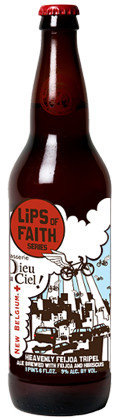 New Belgium Lips of Faith - Heavenly Feijoa Tripel - Abbey Tripel