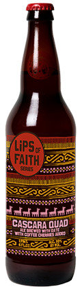 New Belgium Lips of Faith - Cascara Quad