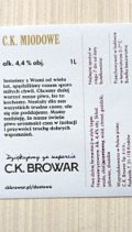 C.K. Browar Miodowe