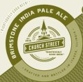 Church Street Brimstone IPA - India Pale Ale (IPA)