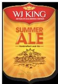 WJ King Summer Ale - Bitter