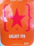 Lervig Brewers Reserve Galaxy IPA Single Hopped