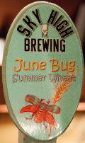 Sky High June Bug Wheat Ale