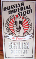 Sky High Russian Imperial Stout