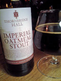 Thornbridge Hall Imperial Oatmeal Stout - Imperial Stout