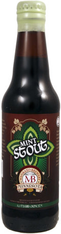 Mankato Holiday Mint Stout