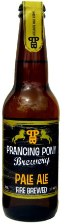 Prancing Pony Fire Brewed Pale Ale