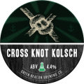 Green Beacon Cross Knot Kolsch