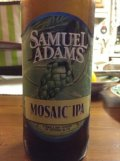 Samuel Adams Latitude 48 Deconstructed IPA - Mosaic