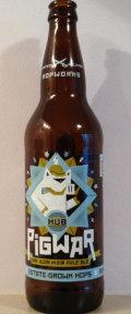 Hopworks Pig War San Juan India Pale Ale - India Pale Ale (IPA)
