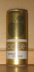 Mertes Apple Cider
