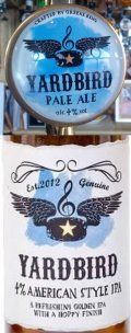 Greene King Yardbird (Bottle / Keg) - Golden Ale/Blond Ale