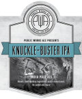 Public Works Knuckle-Buster IPA