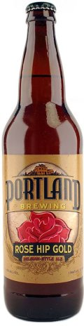 Portland Brewing Rose Hip Gold - Spice/Herb/Vegetable