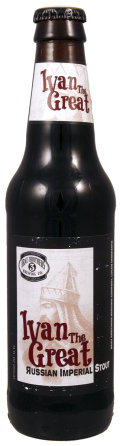 Brau Brothers Ivan The Great Russian Imperial Stout