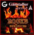 G�nstaller Br�u Akkurat ROCKS Steinbier