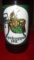 Beer Here Ryehopper IPA - India Pale Ale (IPA)