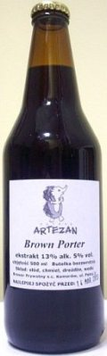 Artezan Brown Porter