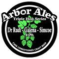 Arbor Triple Hop #01:  Dr Rudi-Galena-Simcoe - American Pale Ale