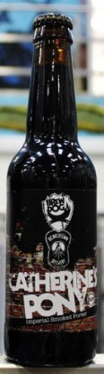 BrewDog / Beavertown Catherine�s Pony - Imperial/Strong Porter