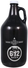 612 Brew Bitter Cold Winter IPA Series #1 - Willamette/Maris Otter