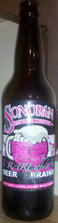 Sonoran Rhubarb Porter (Beer For Brains)