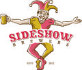 Sideshow Brewers Ticket Booth
