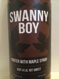 The Tap Swanny Boy