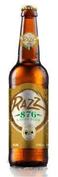 Razz 876 Lager - Pale Lager