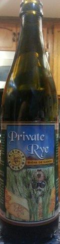 Jack�s Abby Private Rye Bi�re de Garde