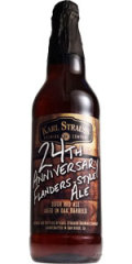 Karl Strauss 24th Anniversary Ale