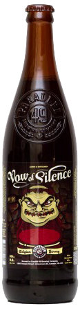 Parallel 49 Vow Of Silence Belgian Strong Ale
