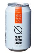 HOBO Beer Craft Czech Lager