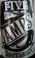 5 Lamps Craft Lager