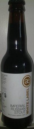Emelisse White Label Imperial Russian Stout (Wild Turkey BA)