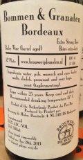 De Molen Bommen & Granaten (Bordeaux BA) - Barley Wine