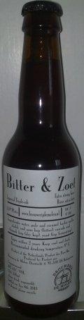 De Molen Bitter & Zoet
