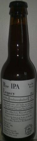 De Molen Rye IPA Legacy