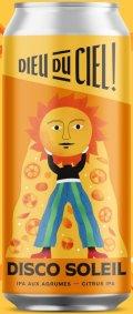 Dieu du Ciel Disco Soleil - India Pale Ale (IPA)