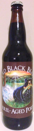 Old Black Bear Bear-rel Aged Porter