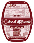 Brains Craft Brewery Colonel Williams