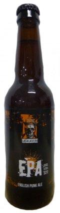 La Calavera English Punk Ale (EPA)